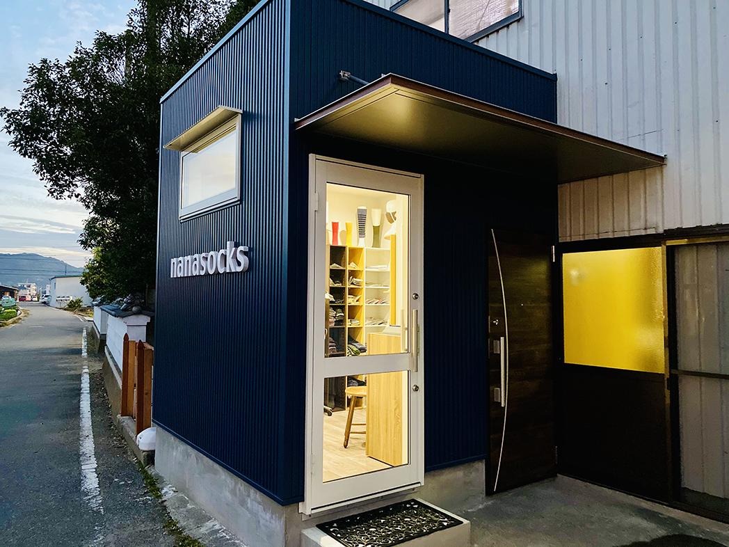 nanasocks店舗